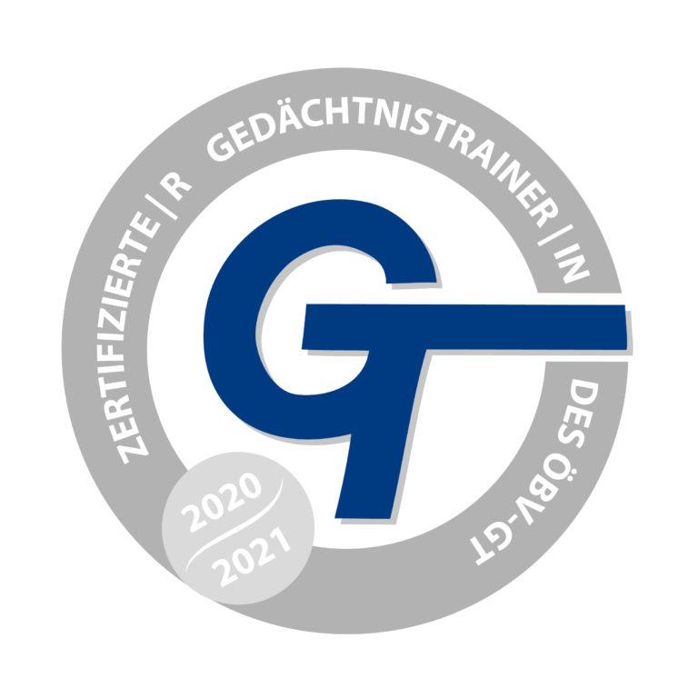 ÖBV-GT Gütesiegel: Zertifizierung für Gedächtnistrainerinnen